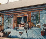 The Town Murals